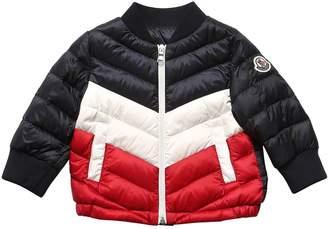 Moncler Palliser Nylon & Down Jacket