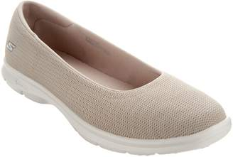 Skechers GO STEP Mesh Ballet Slip-On Shoes - Luxe