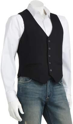 Apt. 9 Big & Tall Herringbone Vest