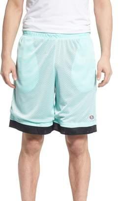 Champion Reversible Mesh Athletic Shorts