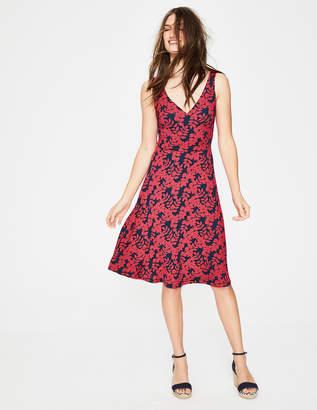 Boden Willa Jersey Dress