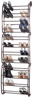 Richard's Homewares Richards Homewares Over-The-Door 36 Pair Shoe Rack