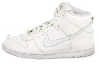 Nike Dunk Hi PRM Glow in the Dark Sneakers