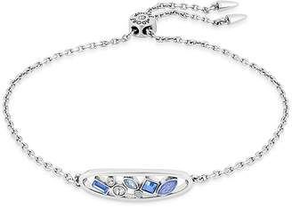 Adore Mixed Crystal Slider Bracelet