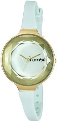 RumbaTime Women's 22681 Gold 30mm Watch