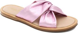 Rachel Zoe Hampton Leather Flat