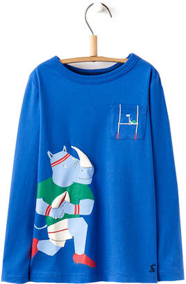 Joules Character Jersey Top