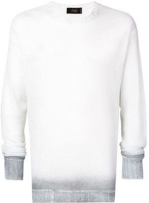 Maison Flaneur degradé jumper