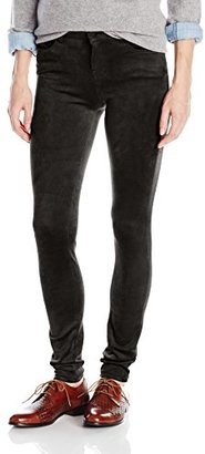 Kensie Jeans Women's Suede Skinny Pant $108 thestylecure.com