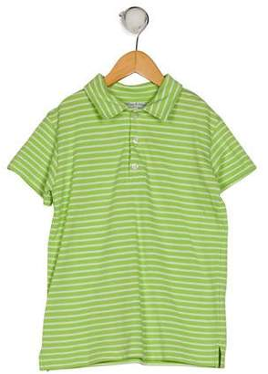 Papo d'Anjo Stripe Collared Shirt w/ Tags