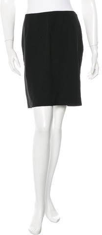 pradaPrada Mini Wool Skirt
