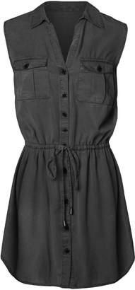 Dex Sleeveless Cargo Dress