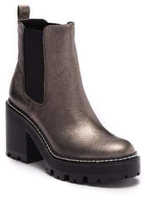 KENDALL + KYLIE Kendall & Kylie Jett 4 Lug Bottom Chelsea Boot
