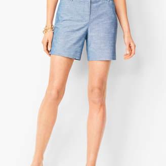 Talbots Perfect Shorts - Short Length - Chambray