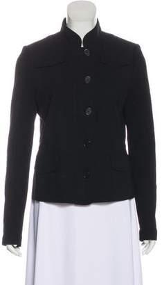 Akris Punto Wool Lightweight Jacket