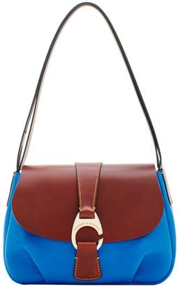 Dooney & Bourke Derby Pebble Large Flap