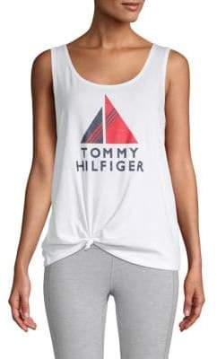 Tommy Hilfiger Graphic Logo Tank Top