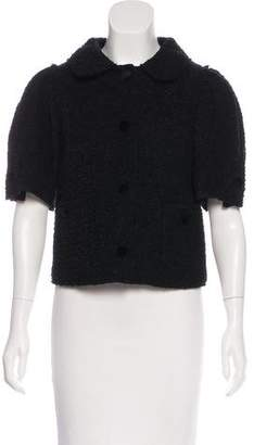 Dolce & Gabbana Wool-Blend Jacket