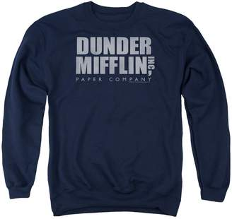 Office The Mens Dunder Mifflin Distressed Sweater