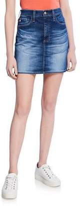 AG Jeans The Vera Denim Short Skirt