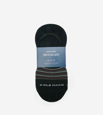 Cole Haan Grand.S Multi-Stripe Crew Sock Liner