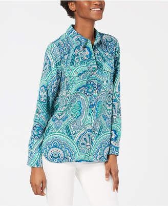 Tommy Hilfiger Printed Shirt