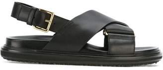 Marni 'Fussbett' sandals
