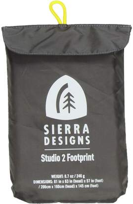 Sierra Designs Studio 2 Footprint