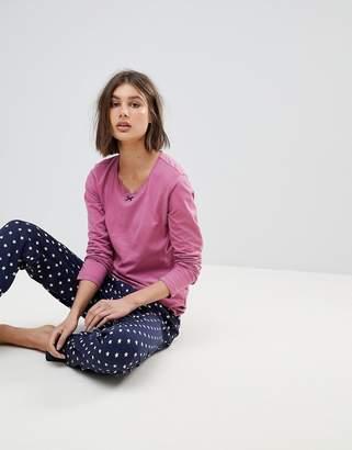 Esprit Stars Pajama Set
