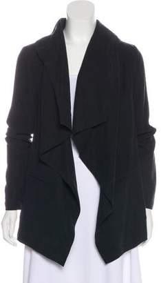 Brochu Walker Draped Open Front Jacket