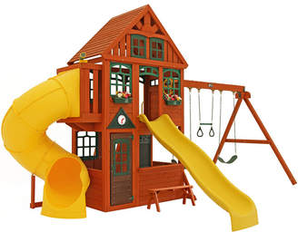 Kid Kraft Twin Mountain Lodge Playset