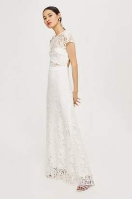 Flynn Skye Lace bridal gown