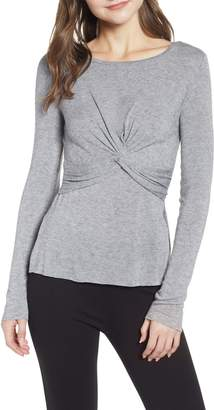 Bailey 44 Girl Crush Twist Top