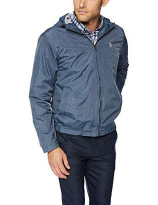U.S. Polo Assn. Men's Windbreaker Jacket