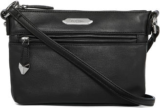 PERLINA Perlina Nappa Mid-Size Leather Crossbody Bag $59.40 thestylecure.com