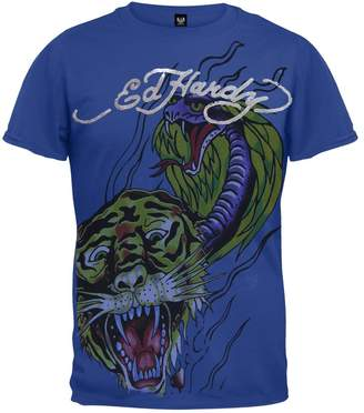 Ed Hardy Tiger and Dragon Youth T-Shirt