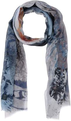 ACCESSORIES - Oblong scarves Barts AsnYBK4