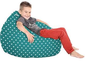 rucomfy Bean Bags Trend Kids Classic Stars Bean Bags (Jade)