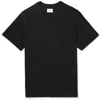 Simon Miller Slub Cotton-Jersey T-Shirt