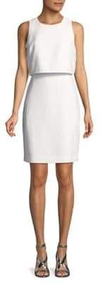Elie Tahari Classic Sleeveless Dress