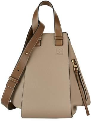 Loewe Medium Leather Hammock Bag