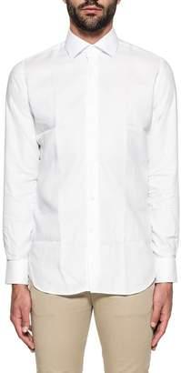 Bagutta White Shirt