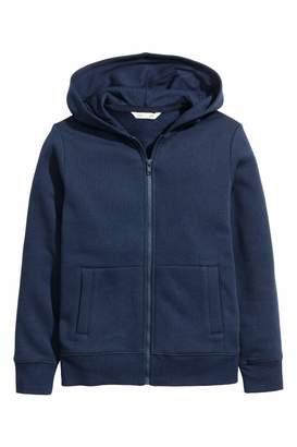 H&M Hooded Sweatshirt Jacket