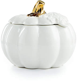 Martha Stewart Collection 2-Pc. Harvest Pumpkin Covered Soup Bowl, Created for Macy's