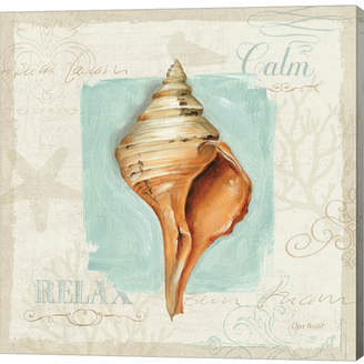 Metaverse Coastal Jewels I by Lisa Audit Canvas Art