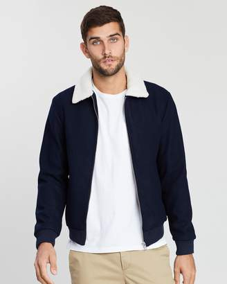 Jack and Jones Freddy Wool Jacket