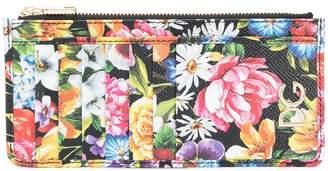 Dolce & Gabbana floral print long purse