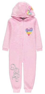 George JoJo Siwa Pink Fleece Onesie