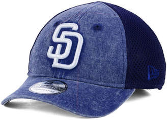 New Era Boys' San Diego Padres Jr Hooge Neo 39THIRTY Cap