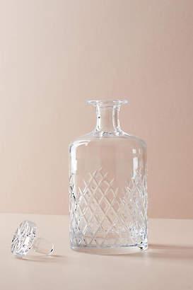 Soho Home Barwell Cut Crystal Large Decanter